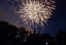 Independence Day / Join us for a vibrant and patriotic Fourth of July celebration with a dramatic reading of the Declaration of Independence, a picnic, a performance by the Virginia Symphony Orchestra, and a dazzling display of fireworks. / by Colonial Williamsburg
