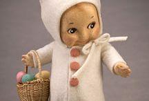 Dolls / by Dana Dickson