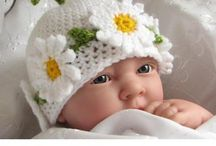 Babies, Todlers & Kiddos / Handmades for the little ones.  / by Debra Elwell