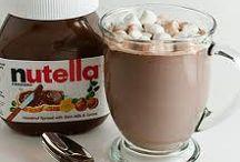 Nutella deliciousness! / by Stephanie Boyle