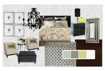 Inspiration Boards / by Kathryn Interiors