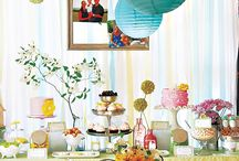 Party Ideas / by Veronica Ortegon
