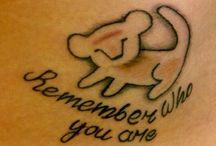 Tattoo  / by Ally Durrin