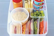 Lunch and Snacks for KIDS / by Casey Lynn