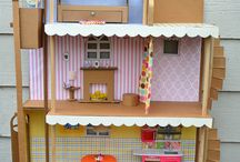 Doll & Play house ideas  / by Amber Fleming
