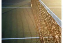 Tennis / Tennis / by Cecilie Moxheim