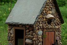 Bird houses  :> / by Ann Kallas