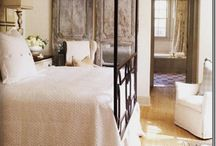 bedrooms / by Douglas Strahan