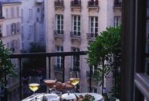 The Blissful Balcony  / by Tonya Bilbrey