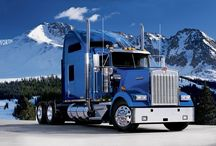 Kenworth truck pictures / Welcome to the truckerswheel Pinterest board for Kenworth truck pictures. We have lots of Kenworth truck pictures from today and yesterday. You can also visit us at www.truckerswheel.com / by TruckersWheel