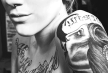 Tattoos is a way of expression / by ♡Firefighter Fiance♡