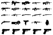 Guns and Weapons / by Deana Helms