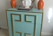 Fabulous Furniture Finds / Join me for Friday's Fabulous Furniture Finds!  Weekly at http://chase-thestar.blogspot.com/ / by Barbara {Chase the Star}