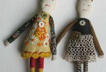 dolls / by ♡∞☯☮ॐ