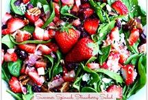 Food: Salads / by Megan Frank