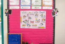Classroom - Setup / by Allison Majam