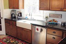 Sandy's Kitchen :) / by Julia Truemper Weber