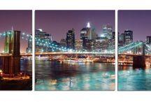 NYC Skyline Photos / by Matthew Sully