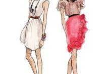 chic fashions / by Kristen Mills