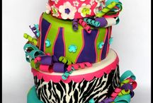 Birthday cakes / by Angie Burch