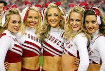 Best College Cheerleaders / by SportsGrid