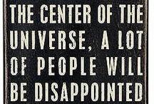 words of wisdom. / by Carolyn Guddal