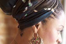 Head wraps / by Demetria Coleman