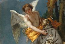 Giovanni Battista Tiepolo / by Christian Schwinn