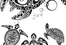 Tattoos / by Rachel Yamber