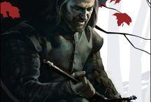 Game of Thrones / by Sharon Etter Weber