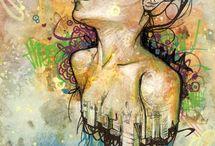 Artwork Loves <3 / by Jeanna Furia