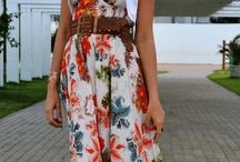Dresses / Vestidos / by Sheila Ioris Wells