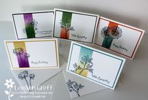 2014-15 Hostess Sets SU / Projects made with any of the Hostess sets from the 2014-15 Annual Stampin' Up! Catalog / by Margaret Raburn