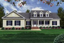 house plans / by Marcy Willett