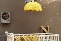 { baby's room } / by Nuria Valiente / NuIdeas