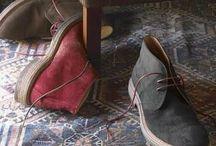 Chukka boots / by Dusk Omega