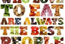 Food Quotes / by Kalona SuperNatural