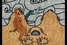 Mesoamerica -la indigena / by Mary Heisler