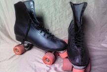 Roller Skates & Blades / by Jennetta Day-Shiff