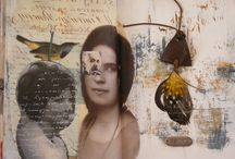 Art Journaling / Sketchbooks / Book Arts / by Kathy Van Torne