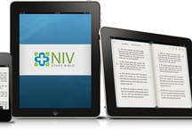 It's a feast for the eyes. Zondervan NIV Study Bible app for iOS by Tecarta / by NIV Bible by Zondervan