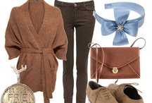 My Style / Things I would love to wear or buy whichever! / by Gigi Wheeler