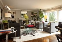 Living room / by Carolyn Schilling