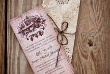 Invitations / by Shawna Ferguson