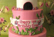 Little Girly cakes / by Mel Hume