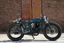 Bikes / Autos / by Andy Buchan
