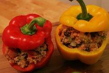 Peppers/Veggies/Tatoes / by Kenzie Rendler
