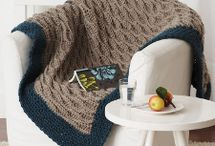 Cozy Home / Knitting & Crochet Inspiration for the home / by Knitter's Pride
