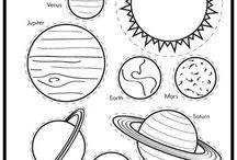 Solar System / by Becca Farmer