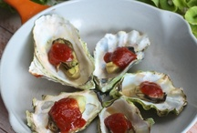 i love oysters / by i love blue sea